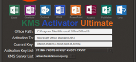 Office 2013 KMS Activator