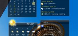 Desksware Desktop iCalendar