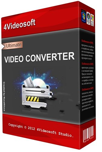 4Videosoft Video Converter