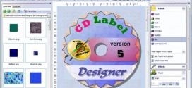 Dataland CD Label Designer