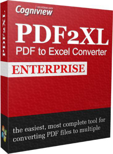 Cogniview PDF2XL Enterprise