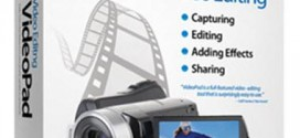 NCH VideoPad Video Editor