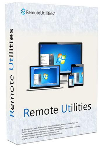 Remote Utilities Viewer Host