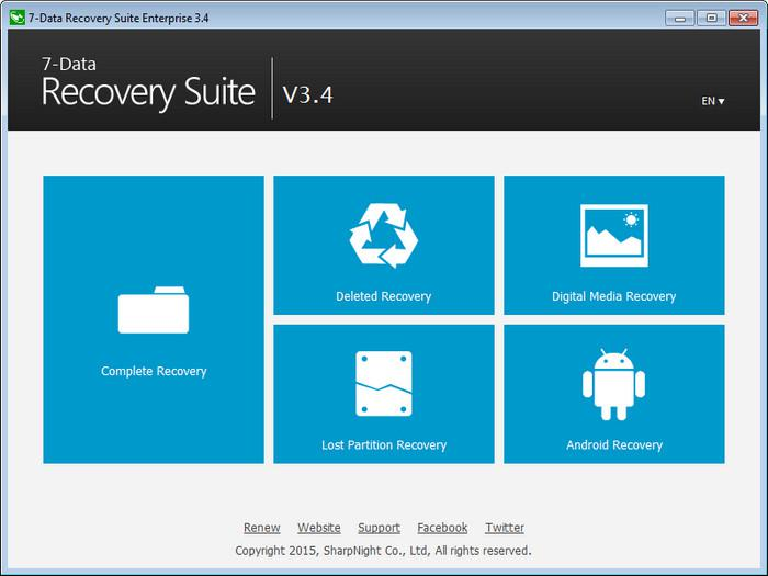 7-Data Recovery Suite Enterprise