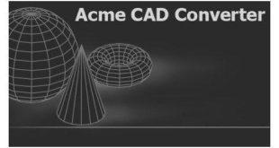 Acme CAD Converter