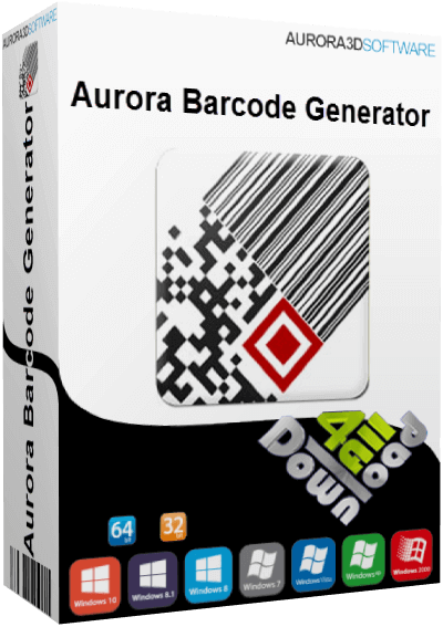 Aurora 3d Barcode Generator 5 0526 Full Serial Key Best 4 Pc