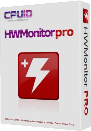 CPUID HWMonitor Pro