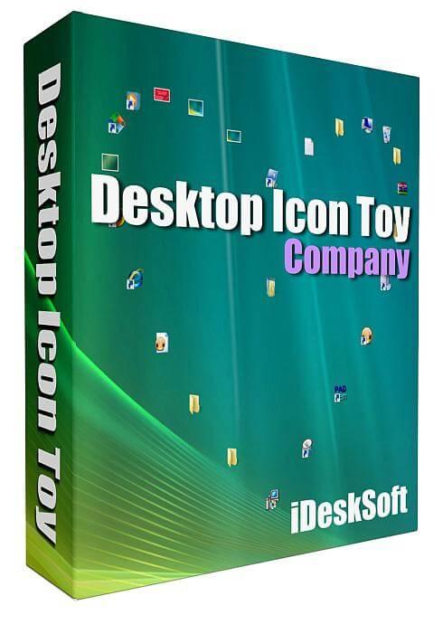 Desktop Icon Toy