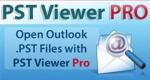 Encryptomatic PstViewer Pro