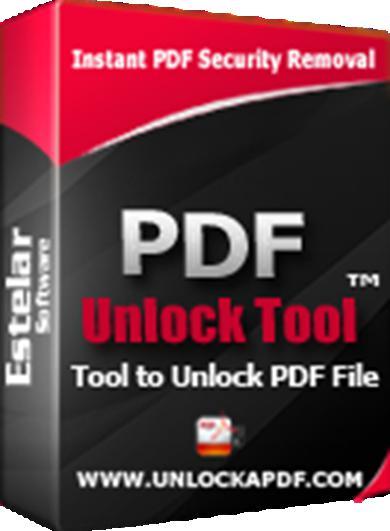 Estelar PDF Unlock Tool