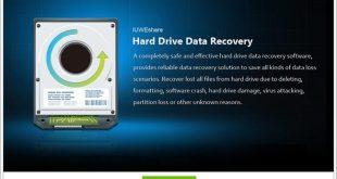 IUWEshare Hard Drive Data Recovery