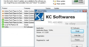KC Software SUMo Pro