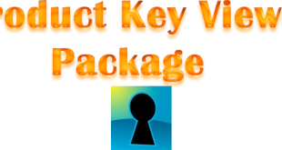 Product Key Viewer Package