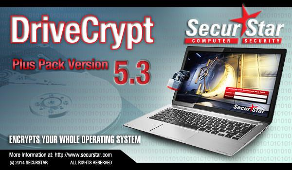 SecurStar DriveCrypt Plus Pack