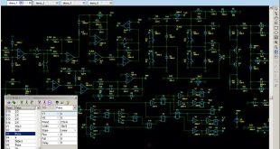 Sidelinesoft NL5 Circuit Simulator