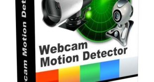Zebra Webcam Motion Detector